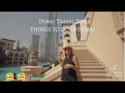 Things to do in Dubai  - Dubai Travel Tips
