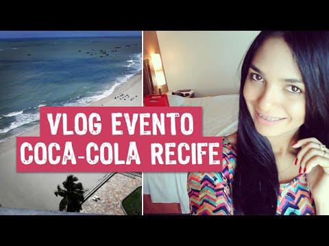 Vlog: Conhecendo a Fábrica da Coca-Cola em Recife