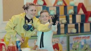 Научное шоу на детский праздник Киев