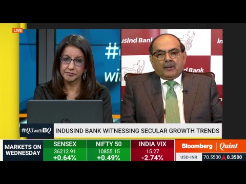 #Q3WithBQ: IndusInd Bank Meets Estimates Despite Higher Provisions