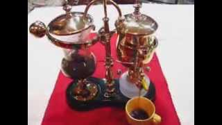 Royal Balancing Syphon Coffee Maker