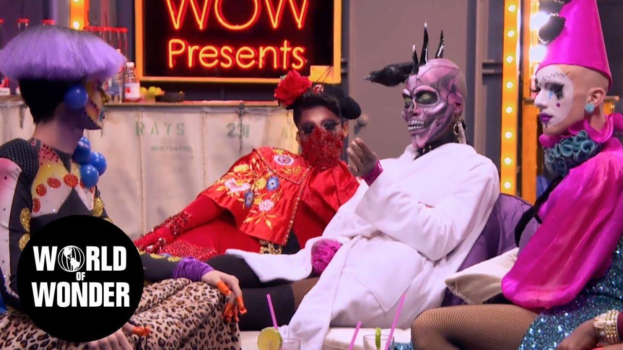 "Download UNTUCKED: RuPaul's Drag Race Season 9 Episode 9 ""Your Pilot's on Fire"""