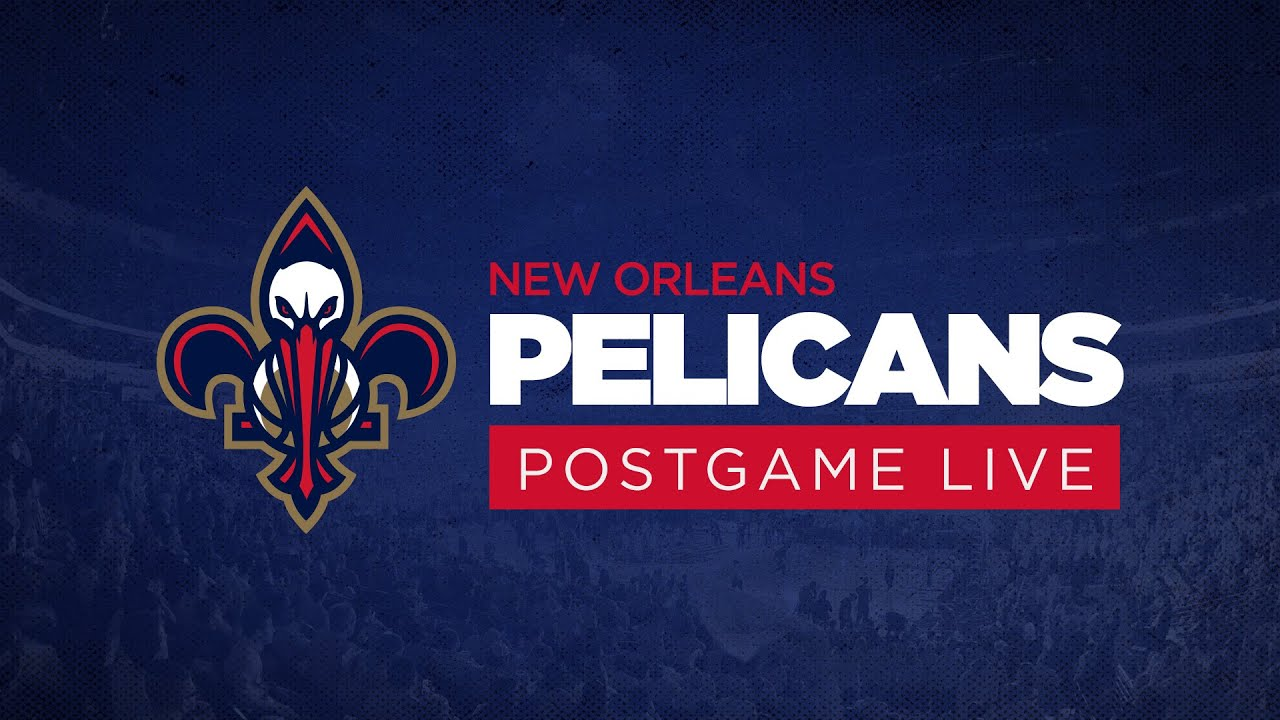 2019-20 NBA Restart Seeding Game: Pelicans at Kings Postgame ...