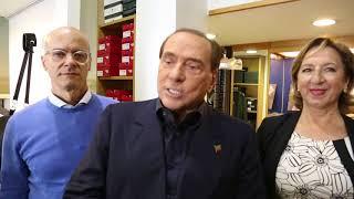 L'intervista di Stefano Leone a Silvio Berlusconi