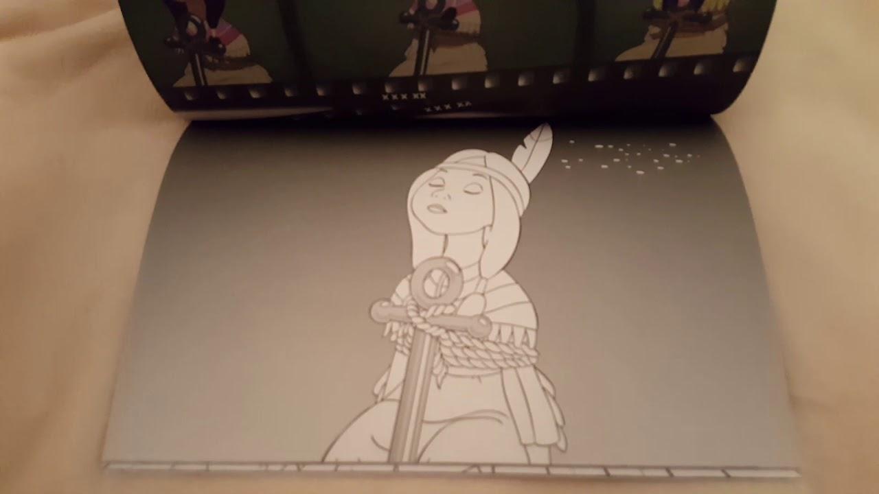 Art-Thérapie Adultes: Disney: Peter Pan: les grands classiques: 30 scènes  du film à colorier.