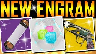 Destiny 2 - NEW ENGRAM! NEW EXOTIC! NEW ITEMS!