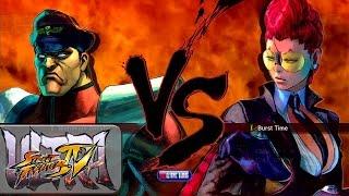 USF4: SRKUW Fawwaz (C.Viper) Vs Nocturnal 9 (M.Bison) Xbox 360 HD