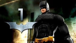 Road to Arkham Knight - Batman Begins - The League of Shadows - Gameplay Walkthrough Part 1
