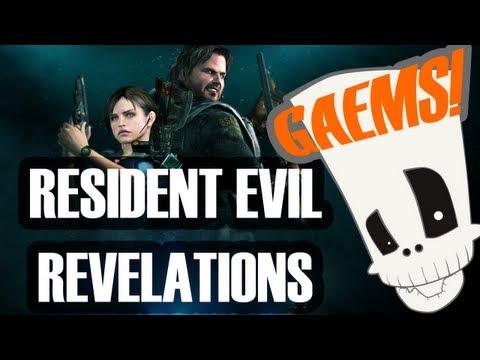 Resident Evil Revelations (Gaems!)