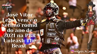 José Vitor Leme vence o sétimo round do ano de 2021 na PBR Unleash The Beast