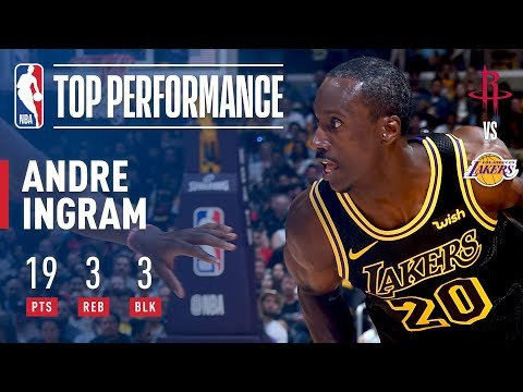 UNREAL! 32 Year Old Andre Ingram SHINES In NBA Debut! (VIDEO)