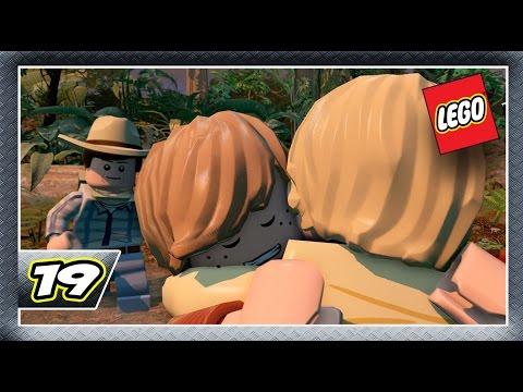 Lego Jurassic World - Detonado Parte 19 - ERIC KIRBY [Dublado PT-BR]