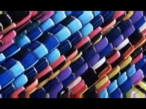 natte plastique africaine