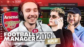 Début de la NOUVELLE AVENTURE multijoueur ! #1 (Football Manager 2019)