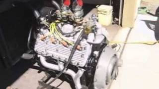 49 Merc Flathead V8 with full race cam