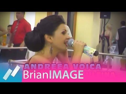 Andreea Voica - Floare alba de sulfina LIVE (Nunta Diana & Geo)