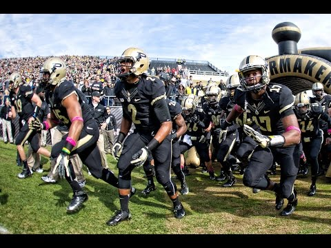 "Purdue Boilermakers Football 2016-17 Season Hype || ""Dark Horses"" ||"
