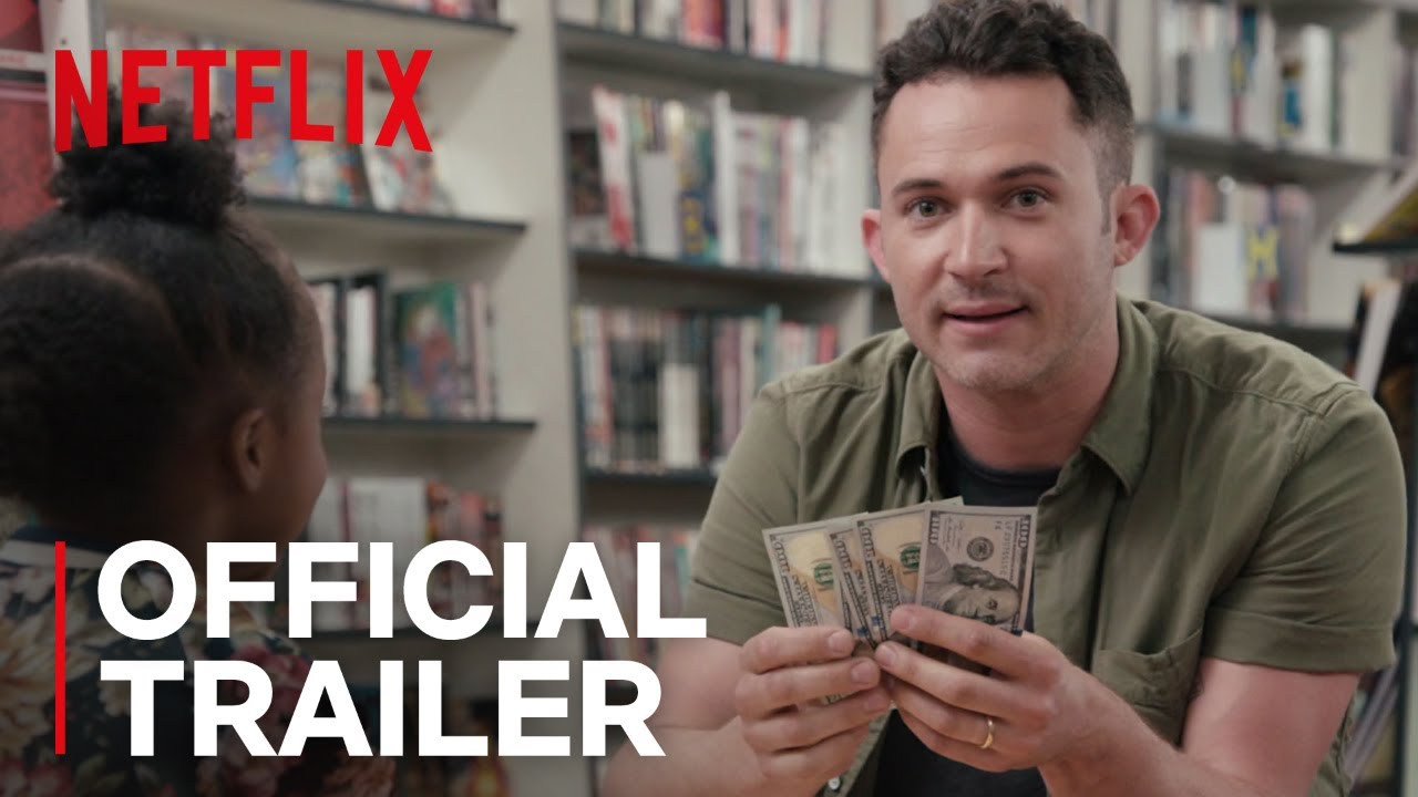 Magic For Humans | Official Trailer [HD] | Netflix