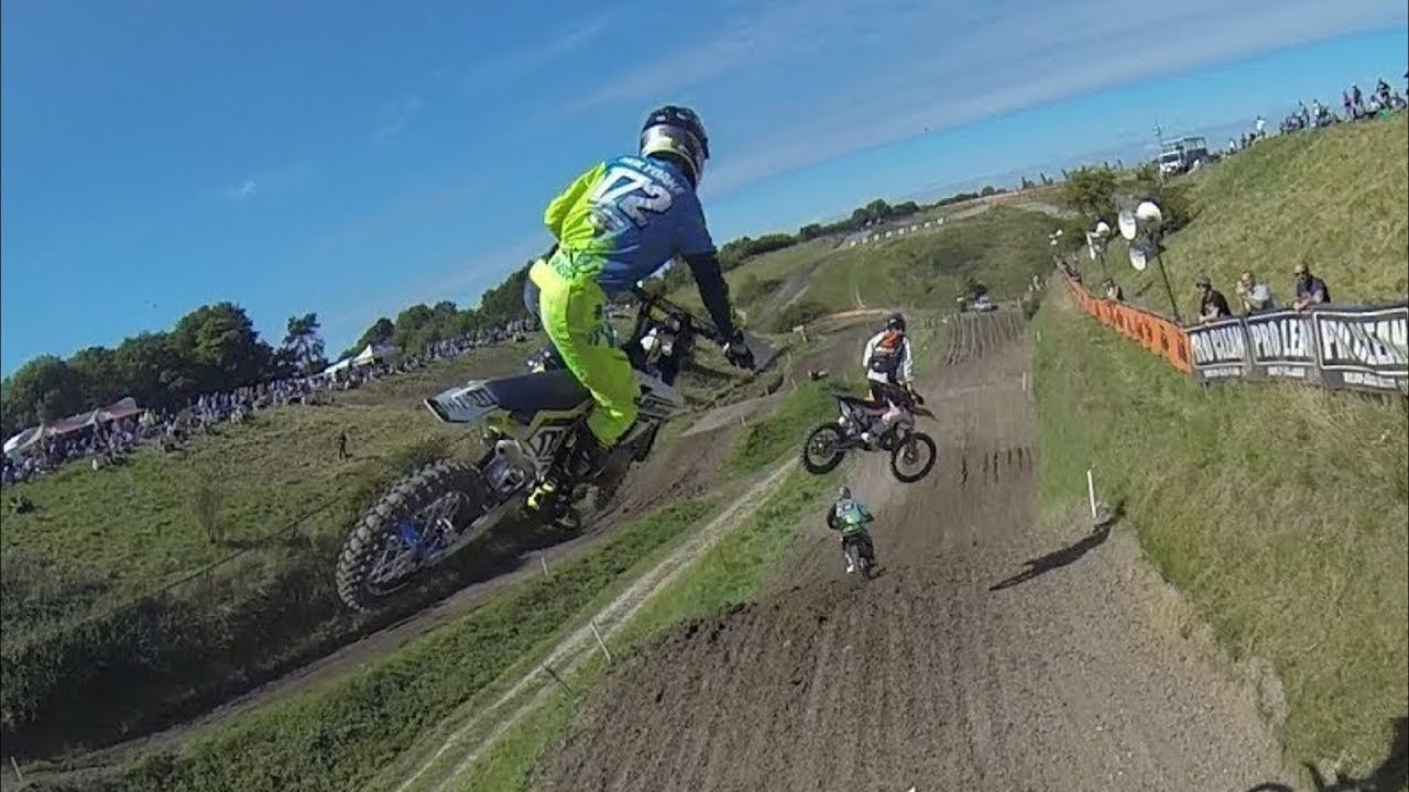 28-Year-Old Honda CR 500 Races Iconic Track vs Modern MX Bikes on craigslist honda cr 500, 86 honda interceptor 500, 2000 honda cr 500,