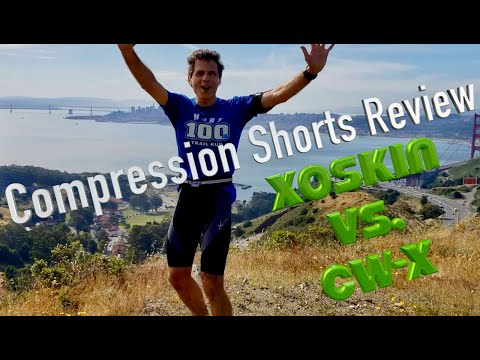 Compression Shorts Yes Or No? XOSKIN Or CW-X?