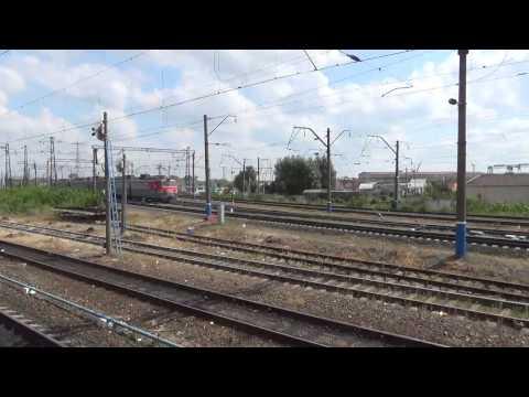 РЖД поезд 464 станция Пенза прибытие 42 часть