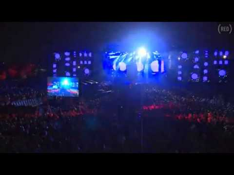Tiesto @ Live at Stereosonic 2012 (Fireworks)