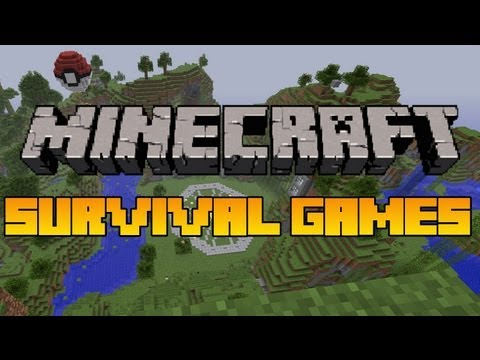 Minecraft: Survival Games - Invisibility! - Minecraft PVP - Ep. 2