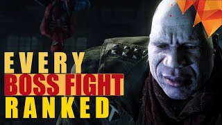 Every Marvel's Spider-Man (PS4) Boss Fight Ranked From Best to Worst