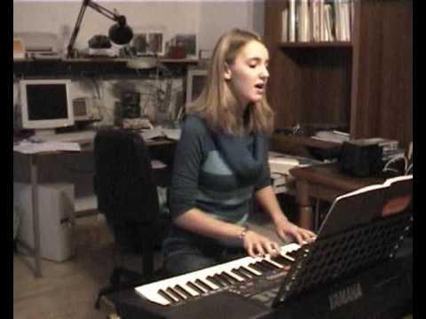 Me singing & playing Route 66 (Carol)