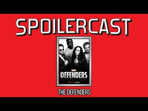The Defenders Spoilercast