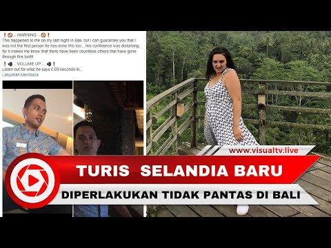 Turis Selandia Baru Ungkap Perlakuan Tidak Senonoh dari Pegawai Hotel di Bali