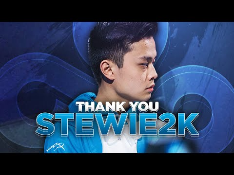 "Thank you: Jake ""Stewie2k"" Yip"