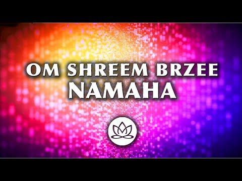 Om Shreem Brzee Namaha Abundance Mantra Meditation