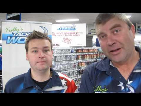 Trellys TW Geelong Fishing Report - 16-11-16