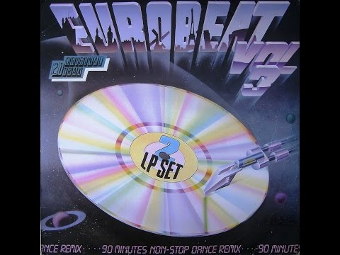 Eurobeat Vol 3 (1987) - Track C1. Sexy Thing (The Groover), HQ