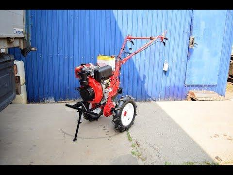 Мотоблок Форте-1050Е дизель 6 л.с. со стартером купить Agrotractor.com.ua