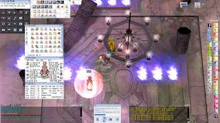 [Ragnarok Online] 185 RuneKnight(Agi-Crit) : EDDA - The fall of Glastheim
