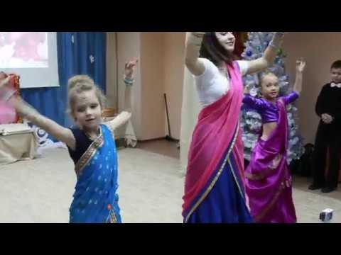 Индийский танец в ТОТОРО аниме картинки фото