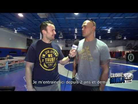 Interview de Robbie Lawler - UFC 189