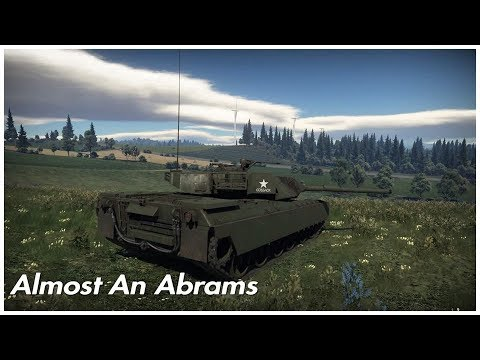War Thunder - XM-1 (GM) Review - Almost A Abrams