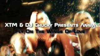 XTM & DJ Chucky Presents Annia - Fly On The Wings Of Love (Teaser)
