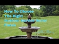 How To Order the Right Outdoor Garden Decor Finish - Campania International Patinas