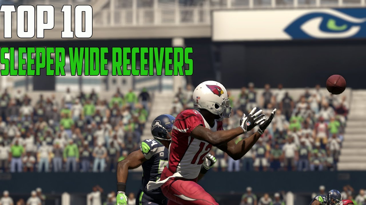 Madden Nfl 16 Connected Franchise Tips Top 10 Sleeper Tight