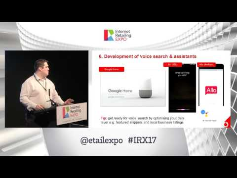 Vodafone: How SEO and Mobile Work Together to Drive Business Results - IRX 2017