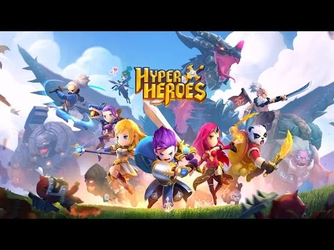 Hyper Heroes Tower 77-80
