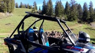 2017 Polaris RZR S 1000 Review - Mann's Creek, Idaho
