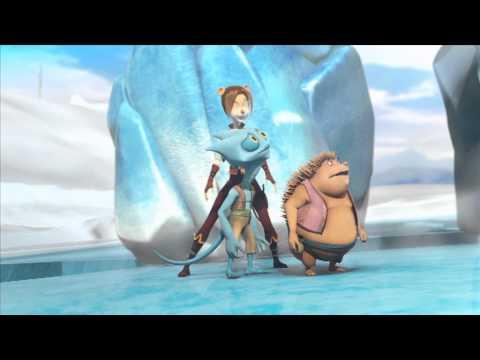 """Capítulo 12 Max-Adventures Dinoterra """"Extraños en el Hielo"""""""