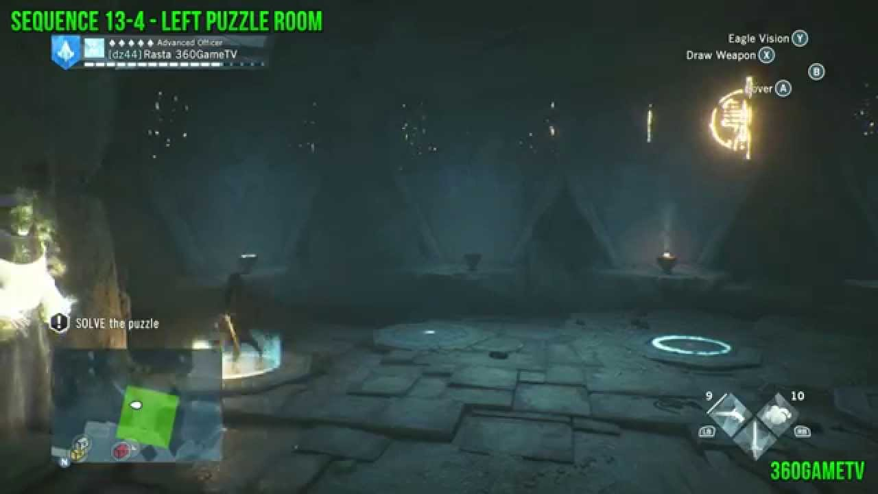 Assassins Creed Unity Dlc Dead Kings All Puzzle Solutions