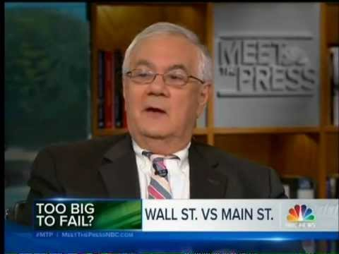 Barney Frank: Why Do Bankers Pay Themselves So Much If They Are Struggling?