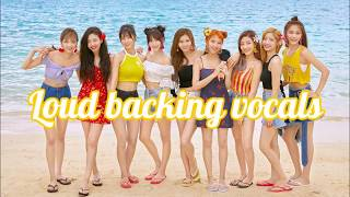 Twice - Dance the nigth away [Loud backing vocals version] - Stafaband